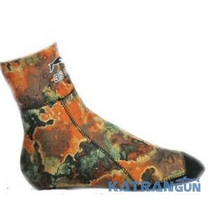 Шкарпетки для підводного полювання BS Diver Camolex 3 мм
