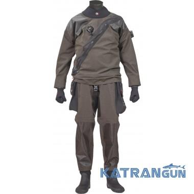 Сухой гидрокостюм Ursuit BDS Kevlar