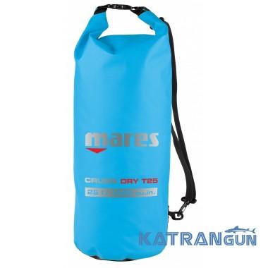 Сухой мешок Mares Cruise Dry T25 синий