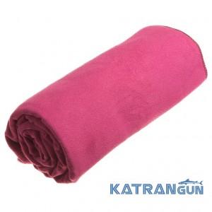 Туристическое полотенце из микрофибры Sea To Summit DryLite Towel M с антибактериальной пропиткой