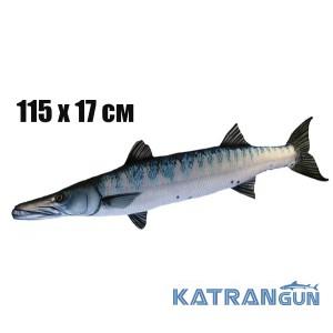 Подушка-игрушка Барракуда (115х27 см)