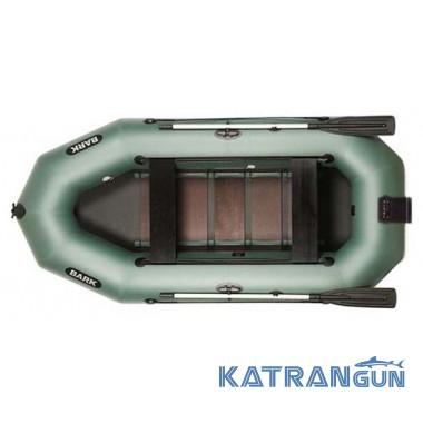 Надувний човен Bark B-300ND, рухомі сидіння