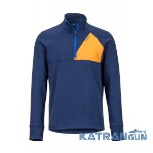 Кофта мужская пуловер Marmot Hanging Rock 1/2 Zip