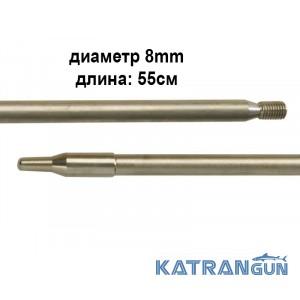 Гарпун різьбовий Cressi Sub для Cressi SL / Star, Saetta 55; 8 мм