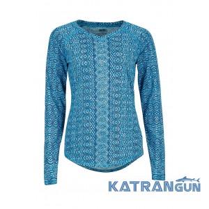 Легкая женская кофта Marmot Wm's Hilary LS, Turkish Tile