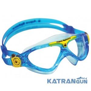 Дитячі окуляри для басейну Aqua Sphere Vista Jr, лінзи прозорі