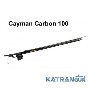 Карбоновий арбалет для підводного полювання Omer Cayman Carbon 100