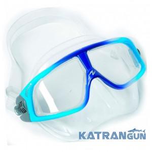 Самая легкая маска для фридайвинга Aqua Lung Sphera LX