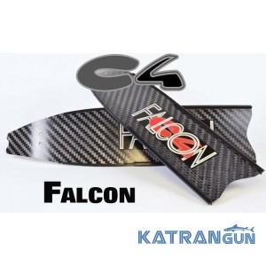 Лопасти карбоновые ласт C4 Falcon