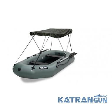 Тент для надувных лодок Bark, модель 220-280