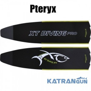 Карбонові лопаті XT Diving Pro Pteryx