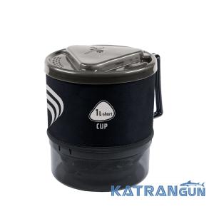 Посуд для газового пальника JETBOIL 1L SHORT Companion Cup