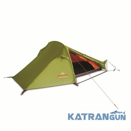 Хороша палатка для туризму Pinguin Echo 1 - купити в інтернет ... 752c5e7da9370