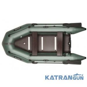 Надувні човни барк BT-310SD, рухомі сидіння