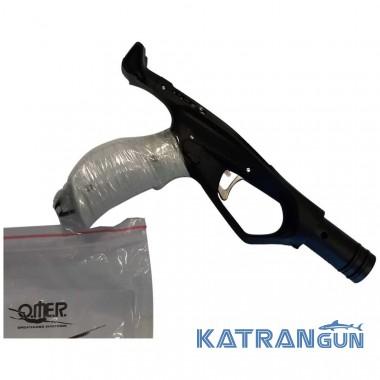 Рукоятка для підводної рушниці Omer Invictus Aluminum