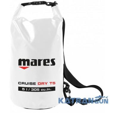 Сухой мешок Mares Cruise Dry T5 белый