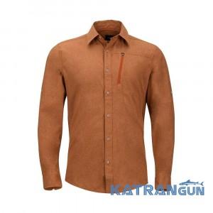 Мужская рубашка Marmot Boreas LS