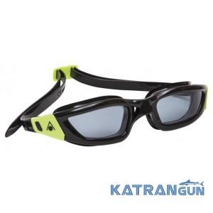 Очки для плавания в бассейне Aqua Sphere Kameleon; линзы темные