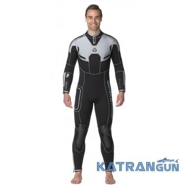 Гидрокостюм мужской Waterproof W4 5мм Men