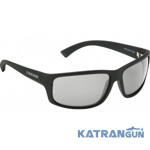 Солнцезащитные очки Cressi Sub Morfeo Matt Black Grey