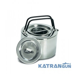 Туристичний чайник Tatonka teapot 1.5 л
