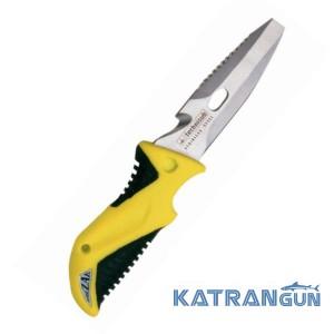 Лучший дайверский нож AquaLung Mini Zak Beta