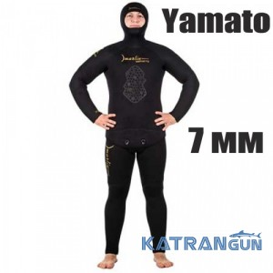 Гидрокостюм Marlin Yamato 7 мм 39