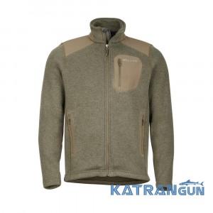 Мужская флисовая куртка Marmot Men's Wrangell Jacket, Cavern