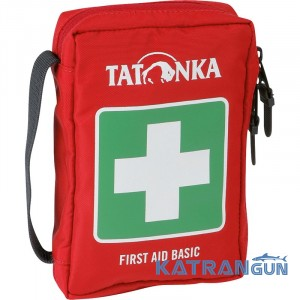 Туристическая медицинская аптечка Tatonka First Aid Basic