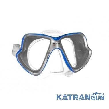 Плавательная маска Mares X-VISION Liquidskin и MID Liquidskin