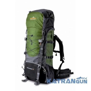 Хороший рюкзак для туризма Pinguin Explorer new 75