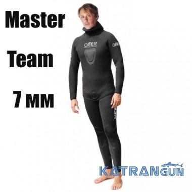 Охотничий гидрокостюм Omer Master Team 7 мм