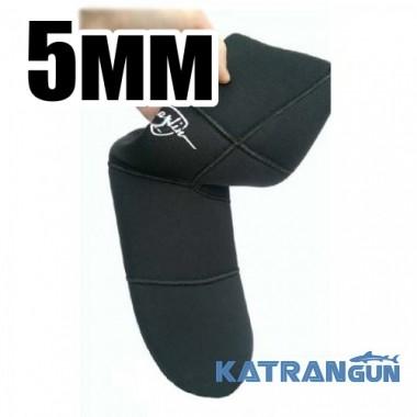Носки для подводной охоты Marlin Standart Green 5 мм