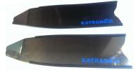 Лопасті для ласт Katrangun carbon sandwich