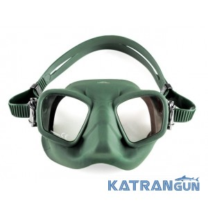 Матовая маска для подводной охоты Scorpena T