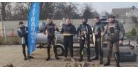 Спільна нирялка клубу підводних мисливців KatranGun