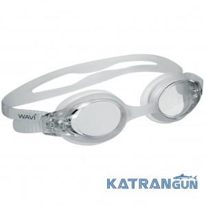 Очки в бассейн Salvimar Wavi Spark Silicone, clear