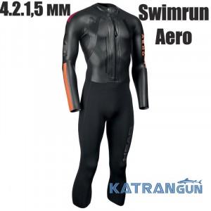 Гідрокостюм Head Swimrun Aero Man 4.2.1,5 мм