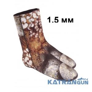Інноваційні шкарпетки Omer Socks Camu 3D 1,5 мм