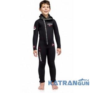 Дитячий гідрокостюм Cressi Diver Junior 5 мм