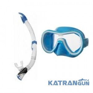 Набор Seac Sub маска Giglio MD + трубка Fast Tech