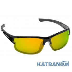 Очки солнцезащитные Cressi Phantom black/yellow lens