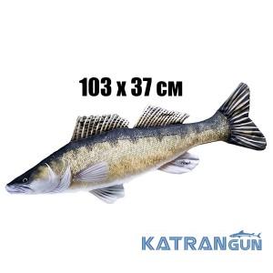 Подушка-игрушка Судак (103х37 см)