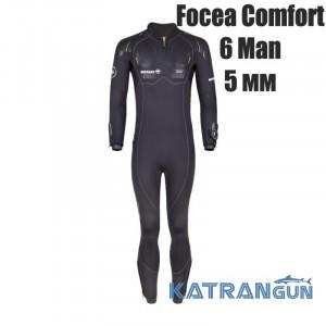 Мужской гидрокостюм для дайвинга Beuchat Focea Comfort 6 Man 5 мм