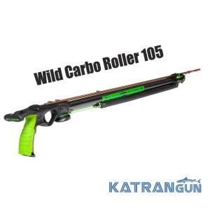 Підводний арбалет Salvimar Wild Carbo Roller 105