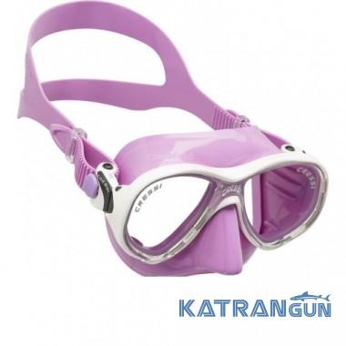 Детская подводная маска Cressi Sub Marea Junior