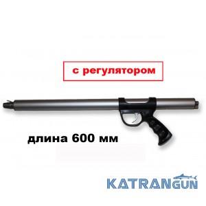 Зелинка Заславца Алексея 600 мм дюралюминий; с регулятором силы боя