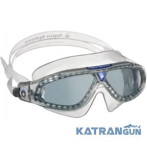 Очки для плавания мужские Aqua Sphere Seal XP; линзы темные