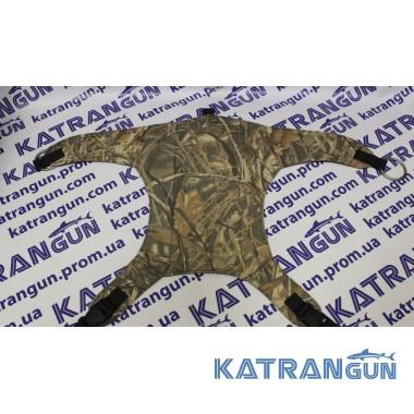 Вантажний жилет для підводного полювання Katrangun CamoDay