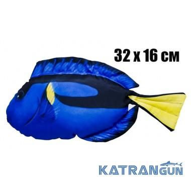 Подушка-игрушка Голубой хирург (32х16 см)